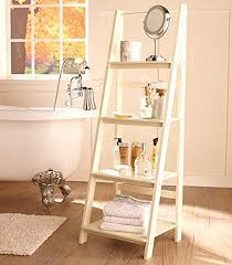 Bathroom Ladder Shelves 11 Best Bathroom Ladder Shelves For Toilet Storage Reviews