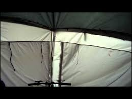 Awning Side Walls Bus Depot Ez Awning With Side Walls Youtube