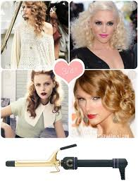best size curling iron for medium length hair what does each curling iron do iron curling iron size and hair