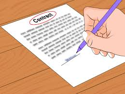 Bill Of Sale Contract For Car by How To Buy A Car Without Proof Of Income 15 Steps With Pictures