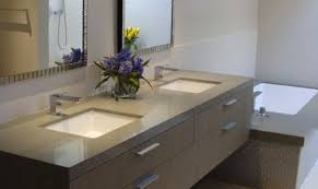 bathroom counter top ideas 27 floating sink cabinets and bathroom vanity ideas