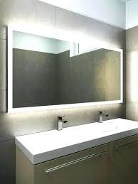 bathroom mirror with lights behind fabulous design large bathroom mirrors lights th lights led lights