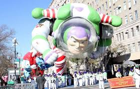 a look back at macy s thanksgiving day parade balloons through the