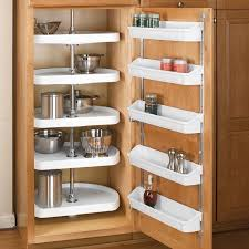 Cabinet Door Organizer D Shape 5 Shelf Corner Lazy Susans Rev A Shelf 6265 Series