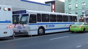 M60 Bus Route Map by Mta Nyct Bus 2010 Nova Lfsa M35 Bus 1284 And Obi Orion V Nypd