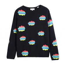 cloud sweater rainbow cloud sweater endource