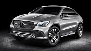 concept mercedes mercedes reveals concept coupe suv top gear