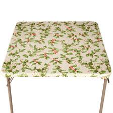 vinyl elasticized table cover wood grain elasticized table cover wood table cover miles kimball