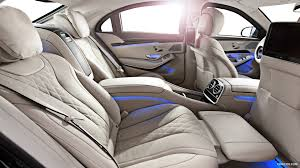 2015 mercedes s class interior 2015 mercedes s class s600 guard interior rear seats hd