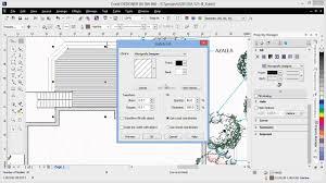 pattern fill coreldraw x6 vector hatch fill tools in corel designer youtube