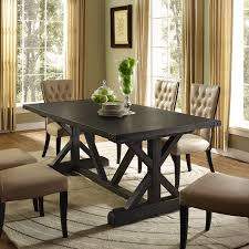 oversized dining room tables extra long dining tables seats rustic table for modern people foot