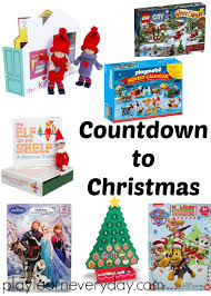 countdown to christmas play and learn every day