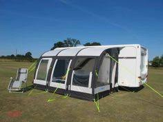 Inflatable Awnings For Motorhomes Kampa Rally 390 Caravan Porch Awning Caravan Awnings