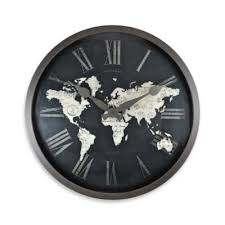 Map Wall Decor by Buy World Map Wall Decor From Bed Bath Beyond
