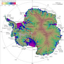 World Mountain Ranges Map by Nasa Continues Survey Of Antarctica U0027s Changing Ice To Global