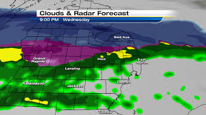 Port Huron Michigan Map by Winter Storm Panning Out Exactly As Expected In Michigan