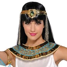 Cleopatra Halloween Costumes Ladies Egyptian Queen Cleopatra Roman Halloween Fancy Dress