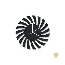 Modern Wall Clocks Black Glass Wall Clock Return Prevlarge Modern Clocks Philogic