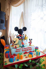 kara u0027s party ideas mickey mouse clubhouse birthday party