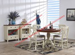 mediterranean style dining room furniture by wood table and chairs