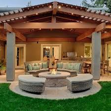 kitchen patio ideas attract the birds with backyard patio designs designtilestone com