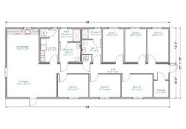 Floor Plan For Small House by Small Bunk House Plans Possibilities Guests Of Guests