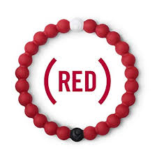 bracelet red images Lokai cause collection bracelet red 6 quot small jpg