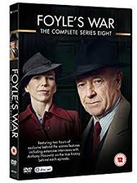 Foyle S War Season 10 Foyle U0027s War Series 8 Dvd Amazon Co Uk Michael Kitchen