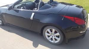 custom nissan 350z for sale nissan convertible 350 z auto cruise a c leather for sale