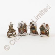 lilliput set of 4 hanging ornaments l3161
