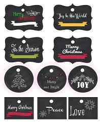 free chalkboard style gift tags printable u2013 plants and pillars