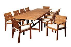 eucalyptus wood dining table best eucalyptus hardwood furniture patio sets in 2018 teak patio