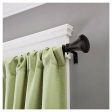 3 Curtain Rods Kenney 3 4