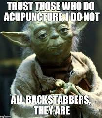 Acupuncture Meme - good jokes i have after 900 years imgflip