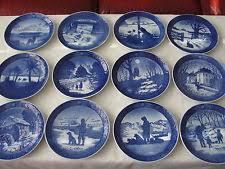 royal copenhagen plates ebay