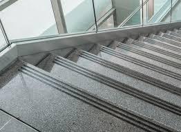 treppen anti rutsch anti rutsch streifen 3cm gummiert anthrazit schwarz treppe