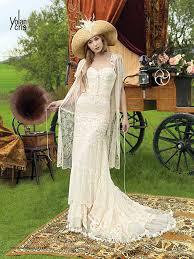 Winter Wedding Dresses 2011 Yolancris 2011 Alquimia Divas Bridal Collection Gypsy Wedding