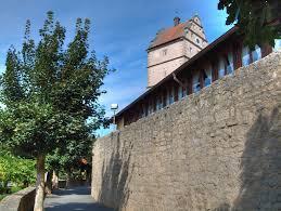 Immobilien Bad Neustadt Bad Neustadt Blick In Die Karmeliten Klosterkirche Mapio Net