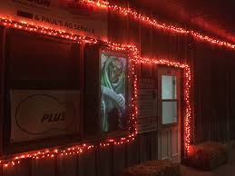Firefighter Christmas Lights Decorations by Haunted Warehouse In Garrison Helps Raise Money For Fire Department