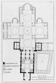 Cathedral Floor Plan 221 Best History Of Architecture Images On Pinterest