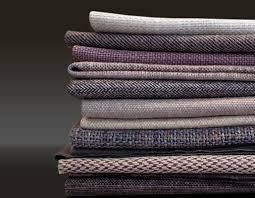 Wool Drapery Fabric Luxurious European Linen Fabric Wool Fabric Silk Fabric Cotton