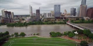 Austin Flood Map by Stunning Aerial Footage Reveals Extent Of Austin Flooding Huffpost