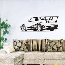 Fleur De Lis Wall Stickers Livingroom Decore Promotion Shop For Promotional Livingroom Decore