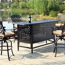 outdoor patio bar furniture awesome patio chairs outdoor bar