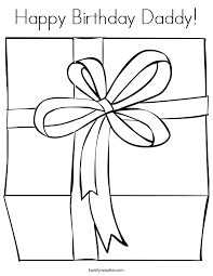 happy birthday papa coloring pages daddy coloring pages