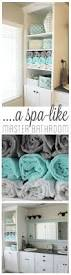 best bathroom color schemes ideas pinterest guest create spa like bathroom your own home love the white shaker cabinets