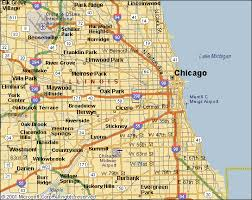 chicago map printable chicago metro map travelsfinders