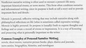 samples of narrative essay 3 paragraph narrative essay example