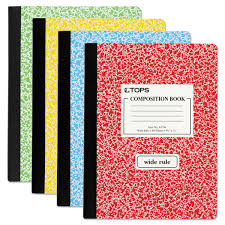 composition books walmart com