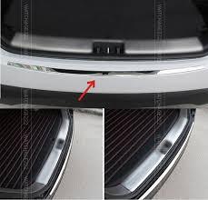 2012 hyundai tucson accessories accessories fit for 2010 2015 hyundai tucson ix35 rear bumper